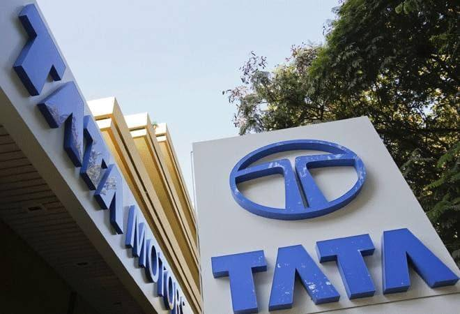 Tata Motors share jumps 4%; surges over 40% in four days post Q2 results