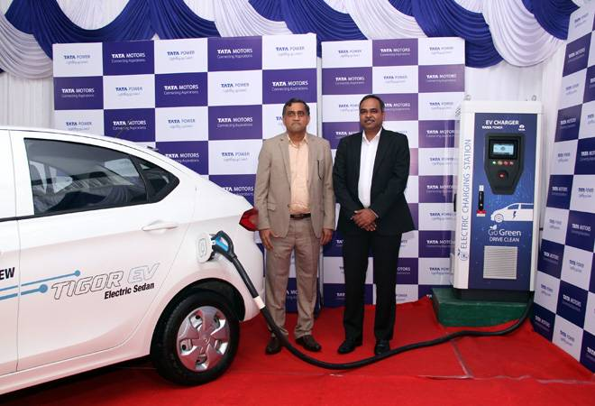 Tata Motors, Tata Power to jointly install 300 EV charging stations in five cities