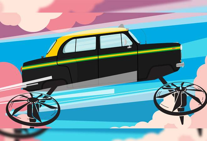 Is It Time For Drone Taxis?