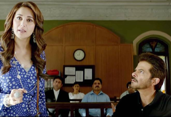 Total Dhamaal Box Office Collection Day 5: Madhuri Dixit-Anil Kapoor's film targets Rs 90 crore milestone this week