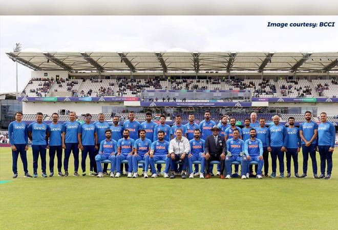 PM Modi, Rahul Gandhi console Team India after cricket world cup loss