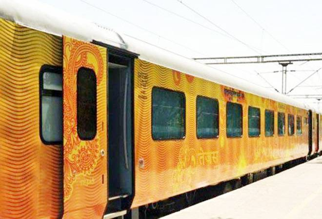 Railways' new Tejas Express offers luxury travel from Chennai to Madurai; check out its speed, features, fares