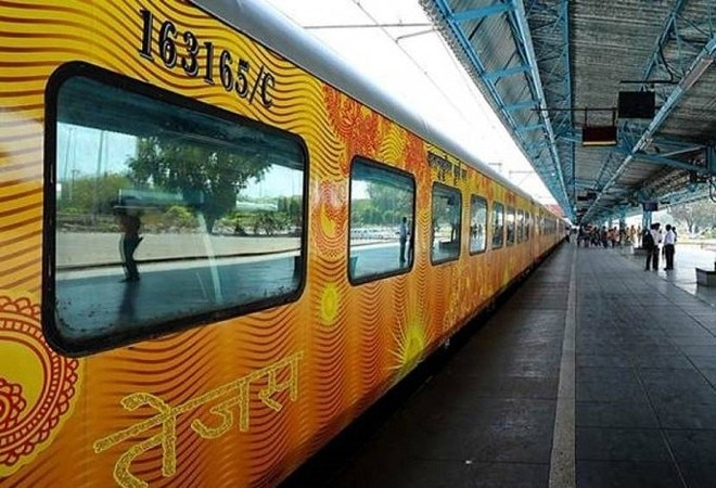 Second Tejas train to be launched on Ahemdabad-Mumbai route next year