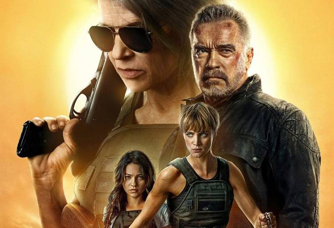 Terminator: Dark Fate Box Office Collection Day 2- Tim Miller's film earns $10.6 million in North America