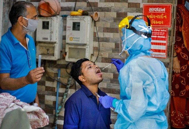 Over half of India's 718 districts in clutches of coronavirus