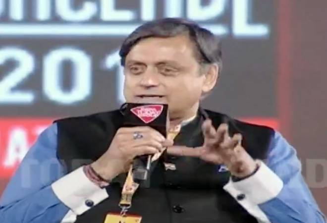 'Hindutva narrows Hinduism, ties religion to a political ideology', says Shashi Tharoor