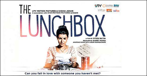The Lunchbox holds steady at the box office