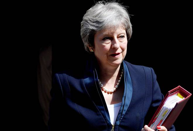 UK Prime Minister Theresa May resigns, paving way for Brexit confrontation with EU