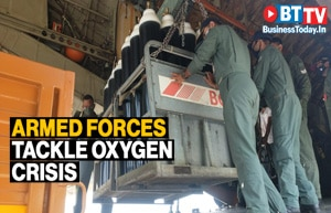 Oxygen crisis: Armed forces step in to facilitate medical oxygen supplies