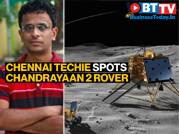 Chennai techie finds Chandrayaan 2 Rover intact on moon's surface