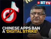 Chinese apps ban is a 'Digital Strike': Ravi Shankar Prasad