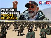 PM Modi addresses soldiers in Ladakh, commends bravery