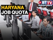 Haryana govt approves bill allowing 75% job reservation for locals