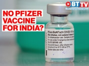 Pfizer vaccine withdraws application for emergency use in India