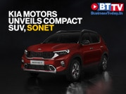 Compact SUV Kia Sonet revealed virtually, will launch next month