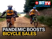 Bicycle sales go up amid pandemic as India eases COVID-19 lockdown