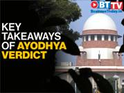 Key takeaways of the landmark Ayodhya judgment by the Supreme Court