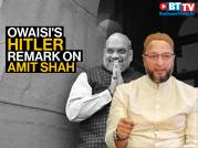Amit Shah will be in league of Hitler, says Owaisi