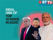 Top 10 geopolitical risks the world faces in 2020