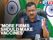 'Share vaccine formula with firms', Delhi CM Kejriwal asks Centre