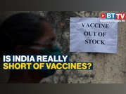 COVID-19 vaccination: Is India really facing a shortage of vaccines?
