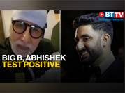 Big B, son Abhishek test COVID positive, Jalsa is containment zone