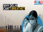 As Delhi air quality turns severe, a look at why Delhi still can't breathe
