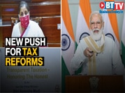 PM Modi pushes for tax reform, launches 'Transparent Taxation'