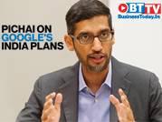 Google CEO Sundar Pichai expands on investment in India's digitisation fund