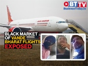 Blackmarket hijacks Vande Bharat mission, highly priced flight tickets exposed