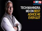 Tech Mahindra MD & CEO CP Gurnani on best advice he ever received