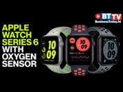 Apple launches smartwatch Series 6 with blood oxygen monitor
