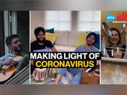 Funny coronavirus videos that are spreading faster than the virus