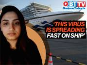 Coronavirus: Indian crew on board Diamond Princess requests for help