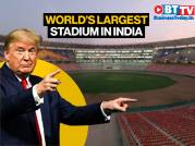 Trump visit: Facts about Motera cricket stadium, world's largest in India
