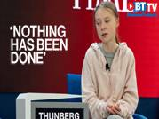 'Nothing has been done about carbon emissions', says Thunberg at WEF meet