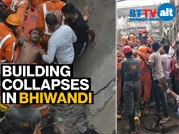 Forty-three-year-old building collapses in Bhiwandi, 10 dead, rescue still on