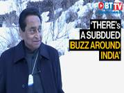 Kamal Nath at Davos: Buzz is about slowdown and social unrest in India