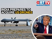 A $3 billion US drone acquisition heads for Indian approval