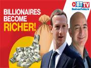 Coronavirus: Bezos, Zuckerberg and other billionaires become richer