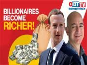 Coronavirus: Bezos, Zuckerberg and other billionaires become richer
