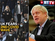UK in the midst of a 2nd COVID-19 wave; Boris Johnson orders restrictions