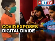 COVID-19 exposes digital divide in India as internet access is a challenge