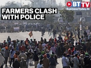 Farmers gather at Tikri border, continue protests