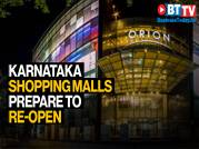 Shopping malls prepare to re-open in Karnataka after lockdown