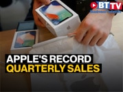 Apple registers highest-ever sale in India during Sept quarter