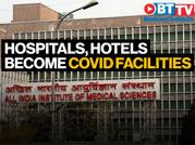 Centre turns hospitals, hotels, stadiums into COVID-19 treatment facilities