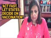 States must have the freedom to plan the vaccination: Kiran Shaw