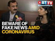 Coronavirus news: Ways to avoid fake news amid virus scare