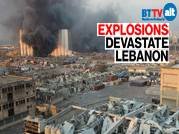 Lebanon blasts shock the world, stored ammonium nitrate kills more than 100